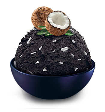 Czarny kokos – najmodniejsze lody tego sezonu!