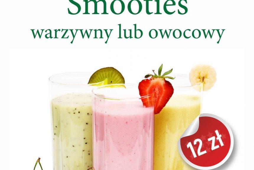 Smoothies warzywne bądź owocowe 🥝🍇🍏🍌🍓🍒🍍🥕